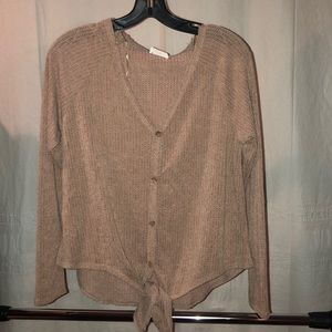 Sienna Sky Sweater Shirt
